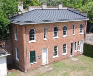 Slave Quarter at the Bellamy Mansion