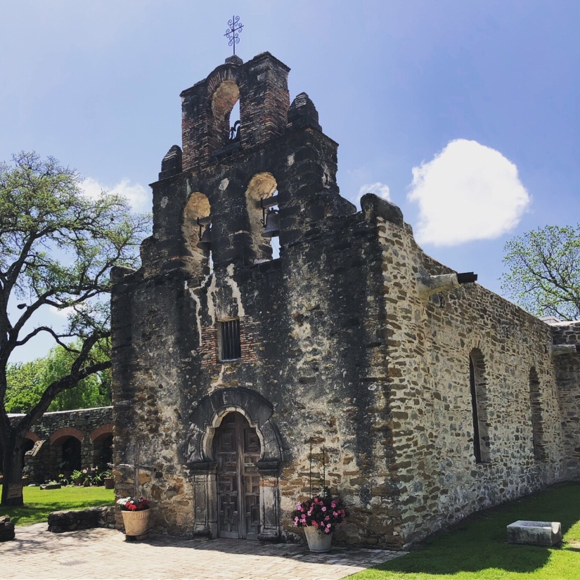 Public Historian on Vacation: The Missions of San Antonio